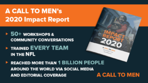 A Call to Men 2020 Impact Report